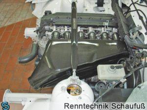 Detailfoto Motor