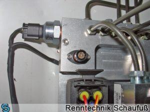 Detailfoto Bremse